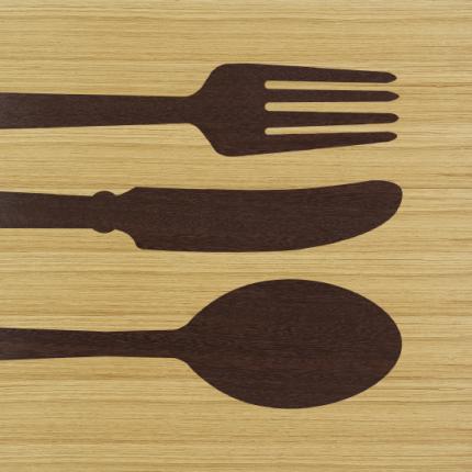 Objects - Cutlery warm