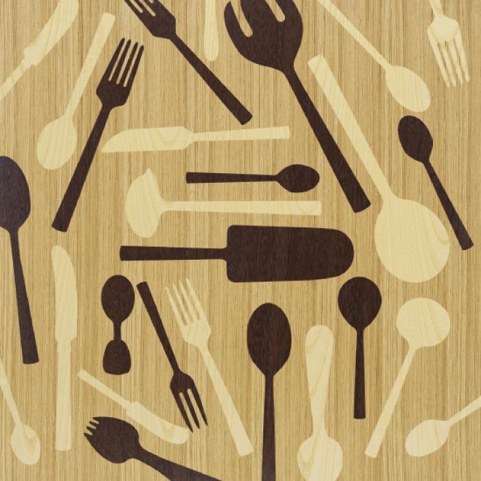 Objects - Kitchentools warm