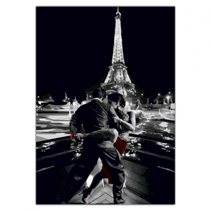 Tango a Parigi
