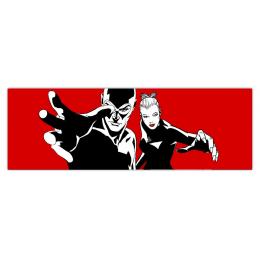 Diabolik & Eva Kant rosso