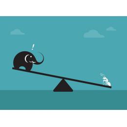 L'elefante e la formica