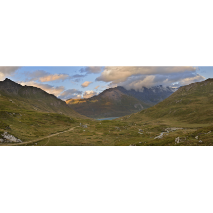 Panoramica Mont Cenis