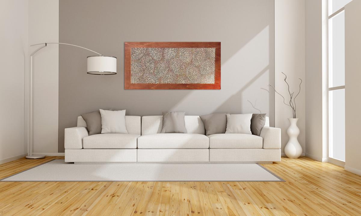 Pannelli decorativi 3d tinte chiare livingdeco 39 - Pannello decorativo parete ...