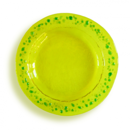 Lapilli - Sottobicchiere giallo