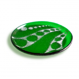 Flux - Sottobicchiere verde