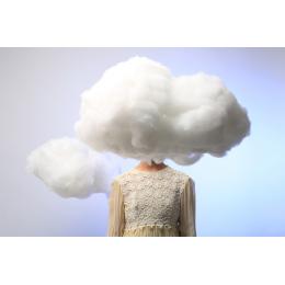 Testa tra le nuvole