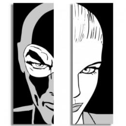 Dittico Diabolik & Eva