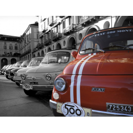 Storiche Fiat 500