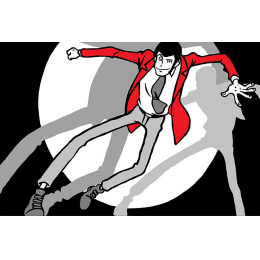Lupin in azione