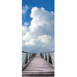 Un ponte tra le nuvole