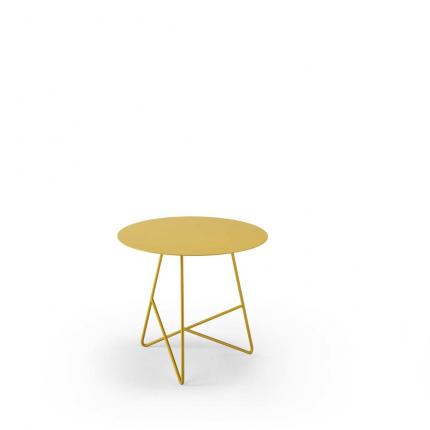 Ermione - tavolino in metallo - 50 cm