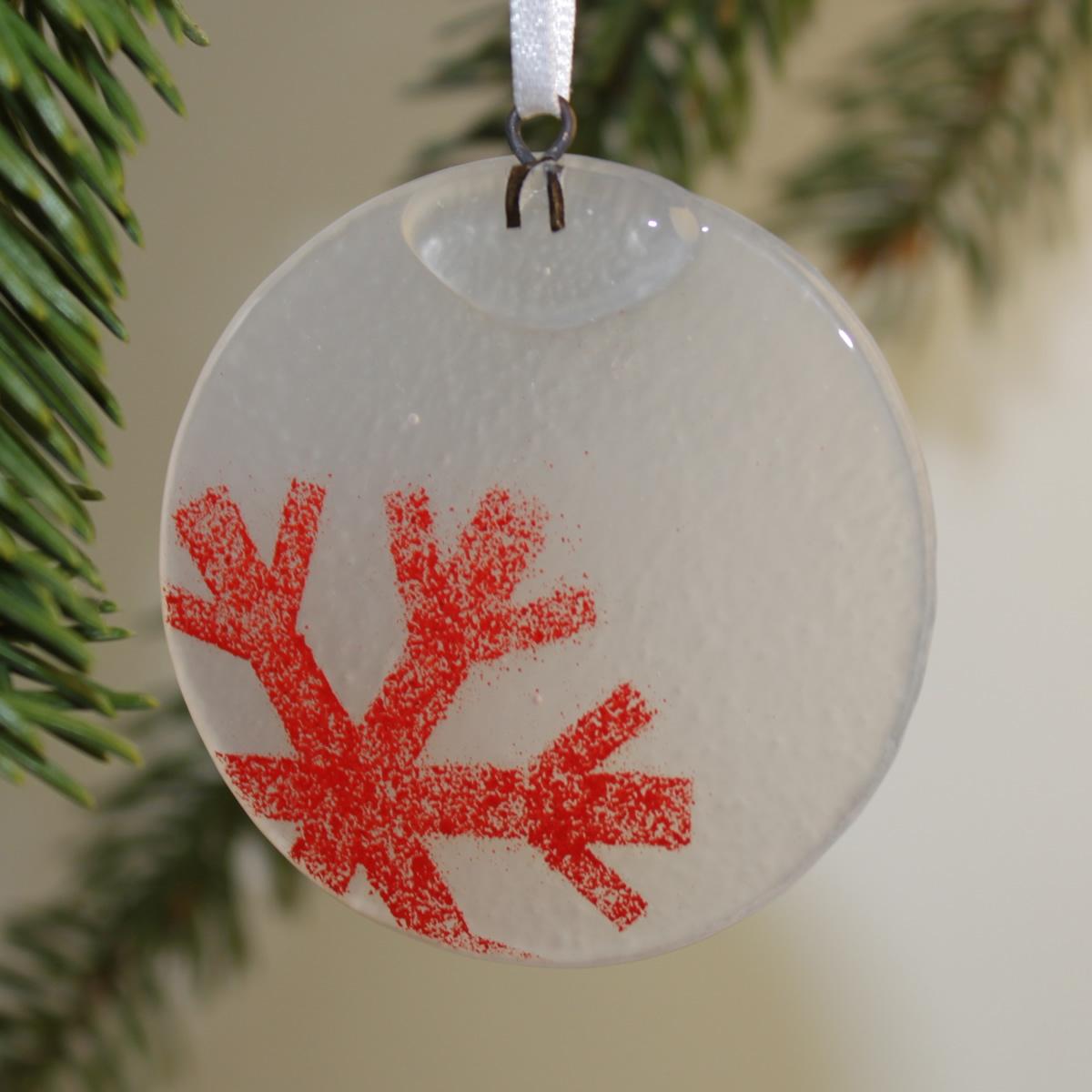 Decorazione di natale in vetro di murano livingdeco 39 - Decorazioni natalizie in vetro ...