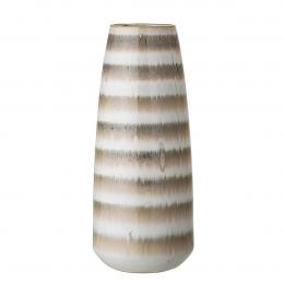 Ivory - Vaso multicolore a righe