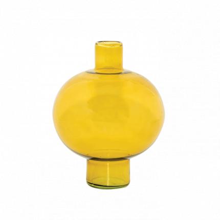 French Vanilla - Vaso tondo giallo