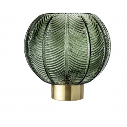 Klaus - Vaso in vetro verde