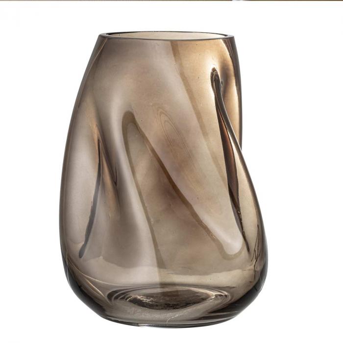 Ivory - Vaso in vetro moka