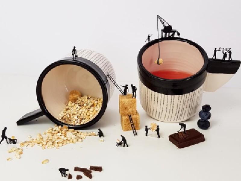 Novità Natale: le ceramiche per la tavola