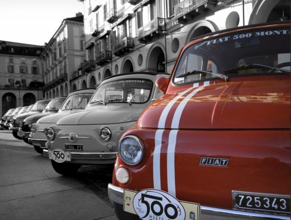 Fiat 500 Storiche