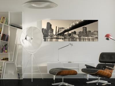 Scopri i quadri su tela con città e skylines!