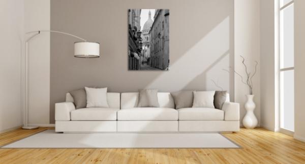 Quadro su tela Parigi