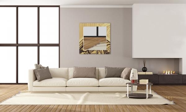 Specchi in legno by Lignis