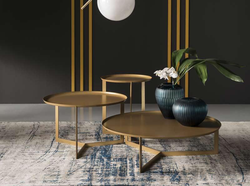 Tavolini Round, la collezione bestseller di MEME Design